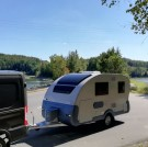 Campingvogn Adria Action 391 PH/1300 kg/2018 modell thumbnail