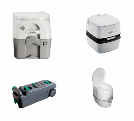 Toaletter og tilbehør
