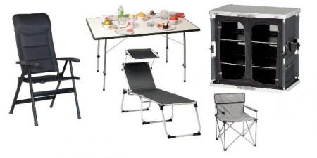Campingmøbler og tilbehør