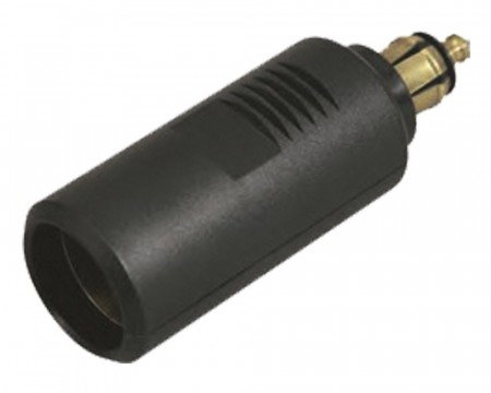 12V adapter uni plugg --> norm plugg 16A