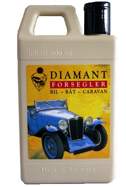 Diamant Hardvoks 600ml