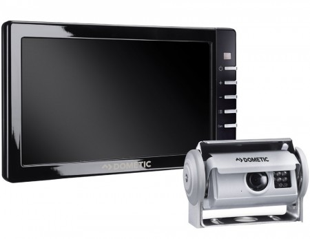 "Ryggekamerasystem Dometic PerfectView RVS 780 7"" CAM80 sølv"