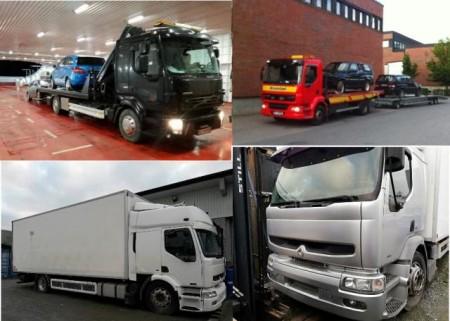 Brukt lastebil til salg
