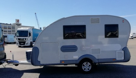 Campingvogn Adria Action 391 PH, 1300 kg, 2018 modell
