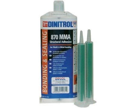 Lim Dinitrol 870 MMA to-komponent 50 ml