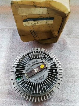 Clutch, radiatorventilator Mercedes-Benz A 111 200 04 22 (NY)