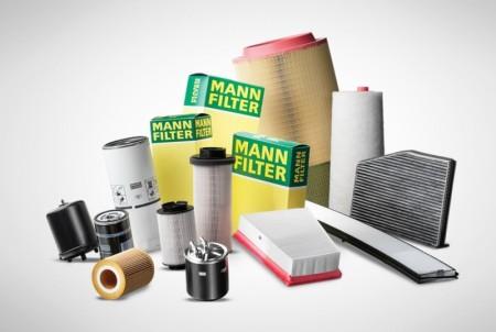 Filter, pakning, tetning