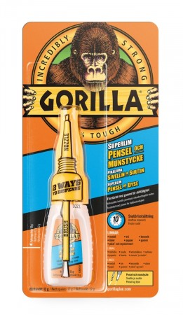 Gorilla Brush & Nozzle 12g