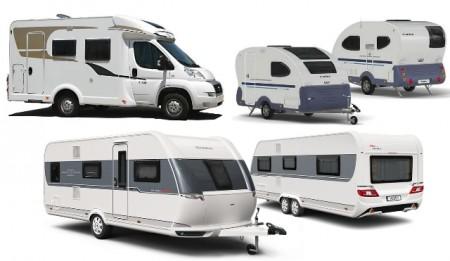 Campingvogn til salg