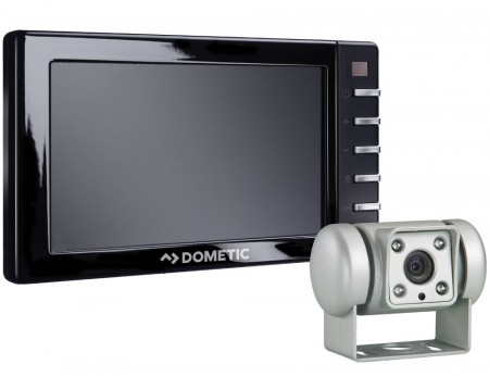 "Ryggekamerasystem Dometic PerfectView RVS 545 5"" CAM45 sølv"