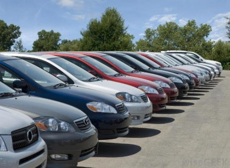 Kommer til salg brukte biler