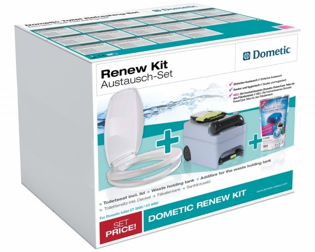 Renew Kit Dometic CT3000/CT4000